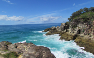 look point straddie