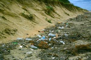plastic on beach straddie 01