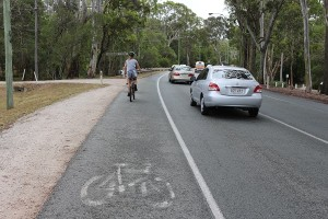signs indication for bike 1
